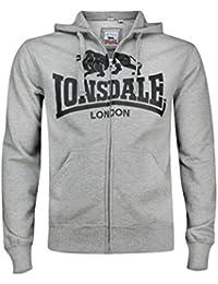 Lonsdale London Men's Hoodie Multicoloured Multicoloured