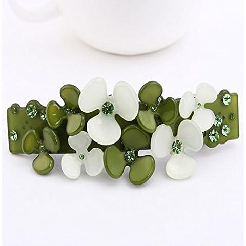 F&HY&L Gioielli acrilico capelli primavera cabina di Corea emissione boutique morsetto superiore Diamond , i