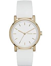 DKNY – Reloj de pulsera digital cuarzo piel ny2340