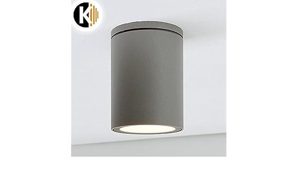Plafoniere A Led Per Esterno Prezzi : Led luce di soffitto lisa attacco gu10 lampada per esterni ip54