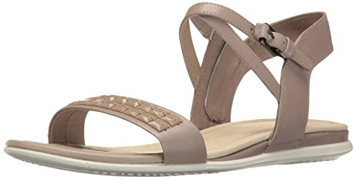 Ecco ECCO TOUCH SANDAL, Women's Open Toe Sandals, Grau (1459MOON ROCK), 3 ½ UK (36 EU)
