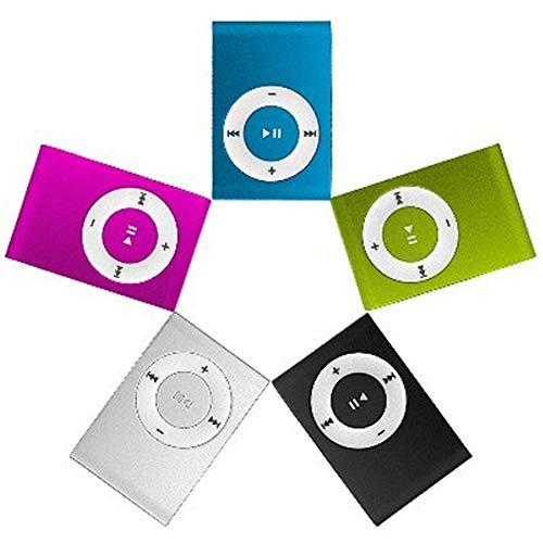 EisEyen 3,5 mm USB 2.0 Mini MP3 Player mit Clip Unterstützung Micro SD TF Karte Einfacher Bildschirm