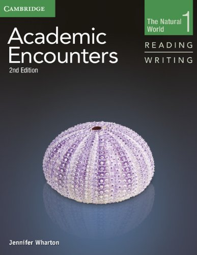Academic Encounters Level 1 Student's Book Reading and Writing