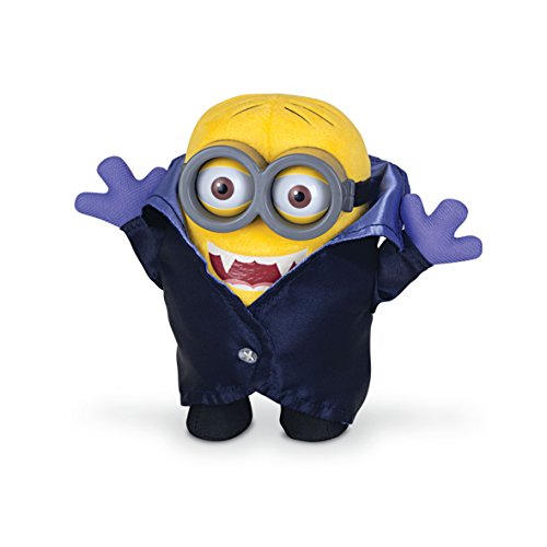 Minion Gone Batty Plush - Despicable Me - 13cm 5""