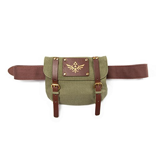 The Legend of Zelda Mini Bolso Correa Logotipo/Triforce