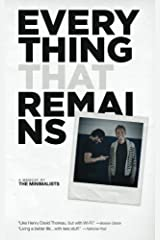 Everything That Remains: A Memoir by The Minimalists Taschenbuch