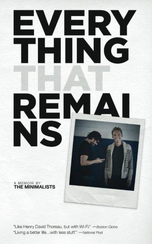 Everything That Remains: A Memoir by The Minimalists por Joshua Fields Millburn