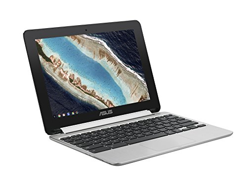 ASUS-C101PA-FS002-101-inch-Touchscreen-Chromebook-Flip-Silver-OP1-Processor-4GB-RAM-16GB-eMMC-101-360-Degree-Rotatable-Touchscreen-Chrome-OS