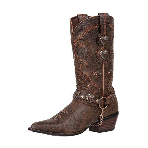 Durango Women's Crush Cowgirl Boot (Cowgirl Durango Stiefel)