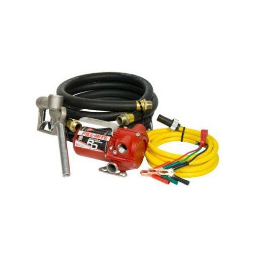 Kraftstoff 12 Volt Transfer-pump (Hill Pumpen 06r70237Benzin/Diesel Transfer Pumpe, 12V DC)