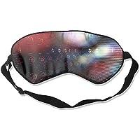 Eye Mask Eyeshade Sci-Fi Picture Sleeping Mask Blindfold Eyepatch Adjustable Head Strap preisvergleich bei billige-tabletten.eu