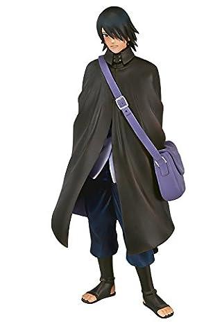Banpresto Naruto Shippuden 6.3-Inch Sasuke Uchiha DXF Figure, Shinobi Relations, Special