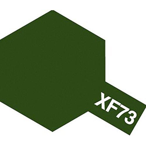 TAMIYA XF73 DUNKEL GRÜN MATT 10ML Acrylic