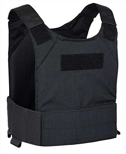 Warrior Covert Plate Carrier Schwarz, Schwarz