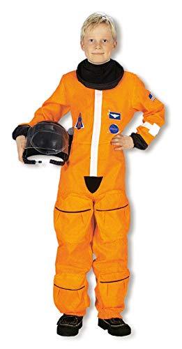 Horror-Shop Raumfahrer Kinderkostüm M