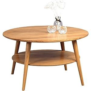 Wohnzimmertisch Holz Rund Dein Haushalts Shop