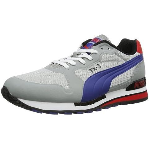 Puma TX-3 Tech Infused 356651 - Zapatillas para hombre, color azul, talla 36