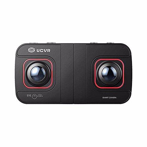 seesii Profesional cámara Digital VR 360Lente Dual Mayor ángulo 360panorámica ucvr Ojo WiFi Full HD 1080p 4K 3D VR cámara panorámica