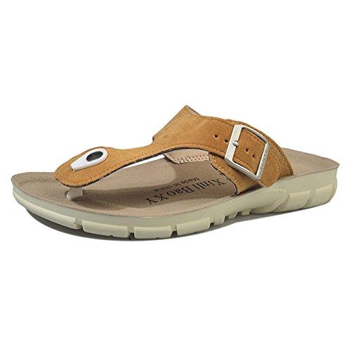 Sandalias Mujeres Hombre Flip flop De Verano Las Bronceado Las De Sandalias Unisex Zapatos Playa wanqYx177