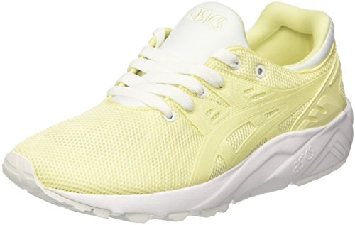 Asics Gel Kayano Trainer Evo Scarpe da Ginnastica Donna Giallo Tender Yellow/