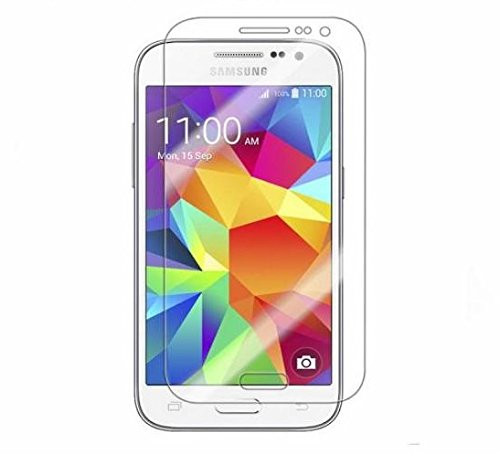 SNOOGG SAMSUNG GALAXY CORE PRIMEFull Body Tempered Glass Screen Protector [ Full Body Edge to Edge ] [ Anti Scratch ] [ 2.5D Round Edge] [HD View] - White  available at amazon for Rs.99