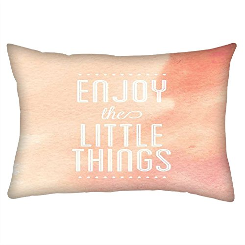 snoogg-enjoy-the-little-things-rectangle-toss-couvre-lit-taie-doreiller-housse-de-coussin-decoarativ