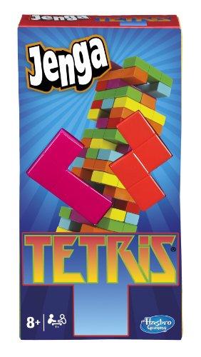 Hasbro Teen Gaming Jenga Tetris [UK Import]