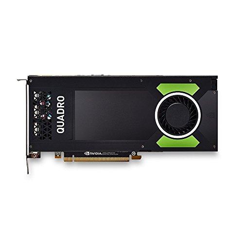 PNY VCQP4000-PB Nvidia Quadro P4000 Grafikkarte (8GB GDDR5)