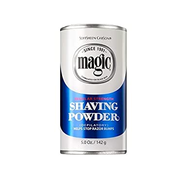Magic Shave 142 g Regular Strength Shaving Powder