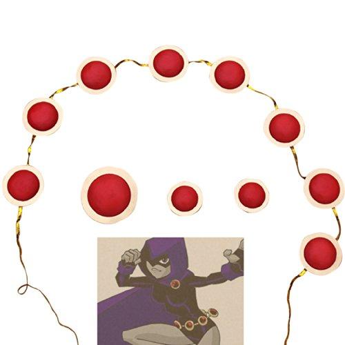 Teen Titans cosplay prop Teen Titans Reven
