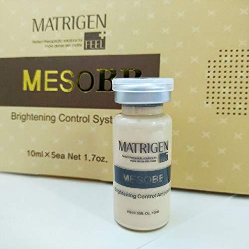 Matrigen MESO WHITE suero antiedad BB-glow 5x10 ml