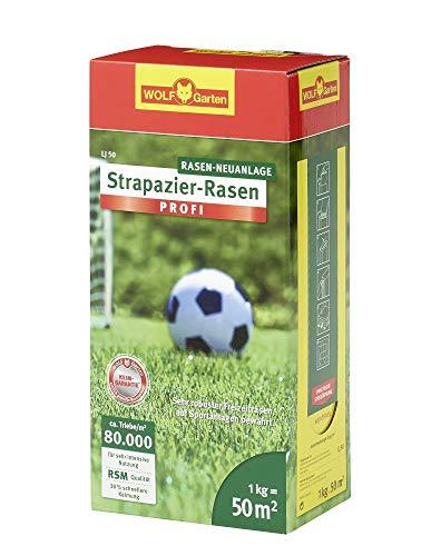 WOLF-Garten - Strapazier-Rasen LJ 50; 3821030 -