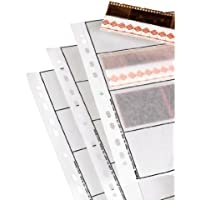 Hama - Negative Sleeves, 6 x 9 cm, Glassine Matt, 300 mm, 230 mm (Importado)