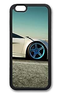 6Coque, iPhone 6Coque Audi XQ Supercar la créativité en gel silicone TPU Coque arrière Peau Douce Bumper Coque pour Apple iPhone 6