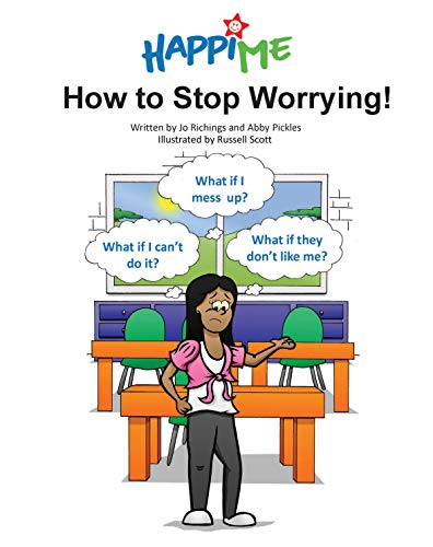 How to Stop Worrying book cover