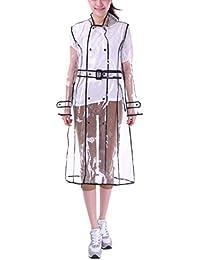 Imperméable Raincoat De Manteau Femme Women For Longes Avec Pluie Voyage Vestes Réutilisables dq6yfpcfn