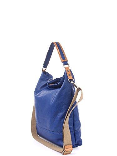 La Martina , Sac pour femme à porter à l'épaule Blu elettrico