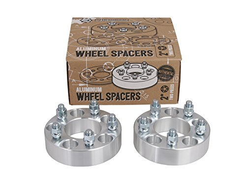 2-15-hubcentric-5x45-wheel-spacers-for-ford-mustang-ranger-explorer-lincoln-mazda-5x1143-by-precisio
