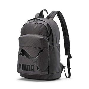 41E Psmdy L. SS300  - PUMA Originals Backpack Mochilla, Unisex Adulto, Black, OSFA