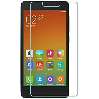 MOBIFIT Screen Guard Tempered Glass Screen Protector For Xiaomi Redmi 2 Prime