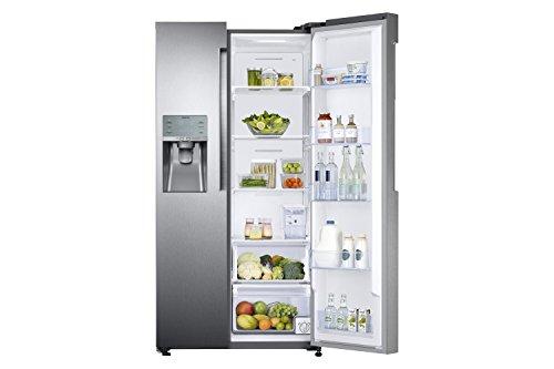 Kühlschrank Samsung : Samsung side by side kühlschrank technik fehlermeldung temperatur