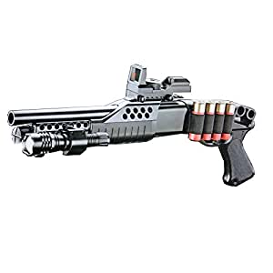 BB Pellet Realistic Real Action Airsoft Toy Shotgun