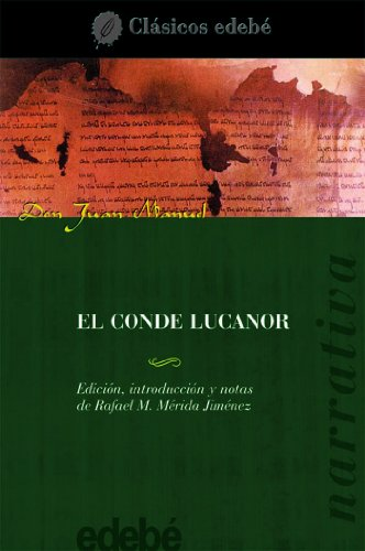 EL CONDE LUCANOR (CLÁSICOS EDEBÉ) por DON JUAN MANUEL Edebé (obra colectiva)