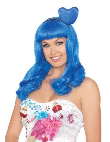 Candy Girl Wig Fancy Dress (California Kostüme Girls)