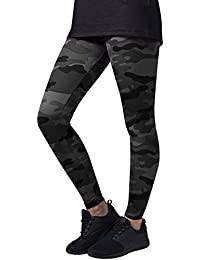 Urban Classics Damen Ladies Camo Leggings
