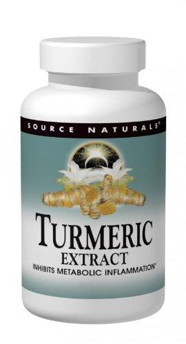 Turmeric Extract - 95% Curcumin 50 Tablets