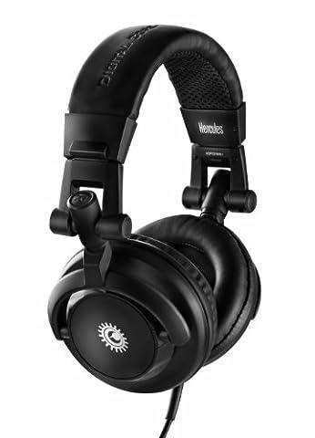 Hercules DJ M40.1 (DJ-Kopfhörer, geschlossen, 50 mm Treiber, faltbar)