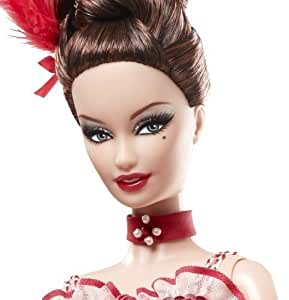 Barbie Collector # T7910 Moulin Rouge