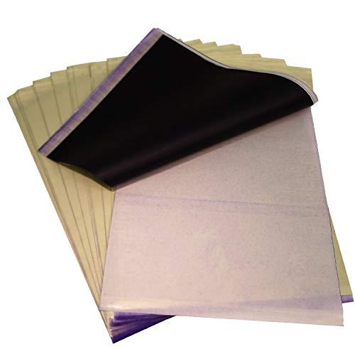 Dctattoo 20 X Tatouage Transfert/Thermique/Carbone/Pochoir Papier