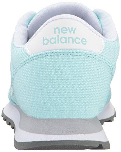 New Balance Wl501v1, Baskets Donna Bleu / Noir
